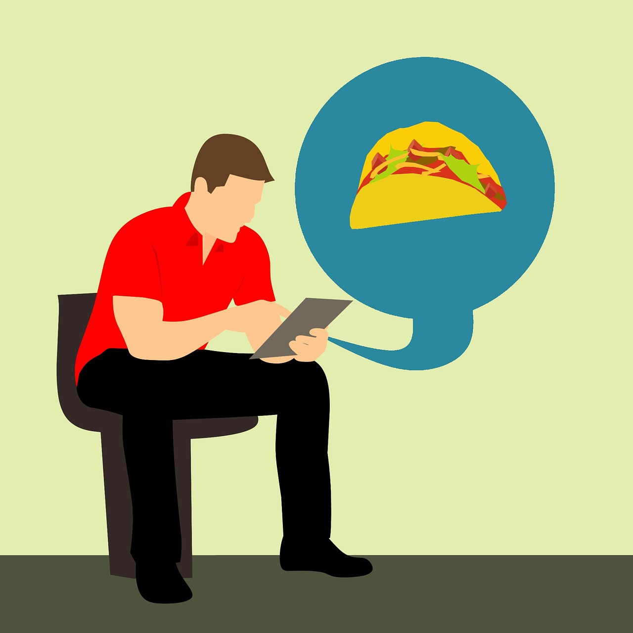 Why Online Ordering Is Here to Stay